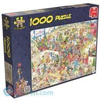Puzzel JvH: Winterfair 1000 stukjes -  Koppen.com