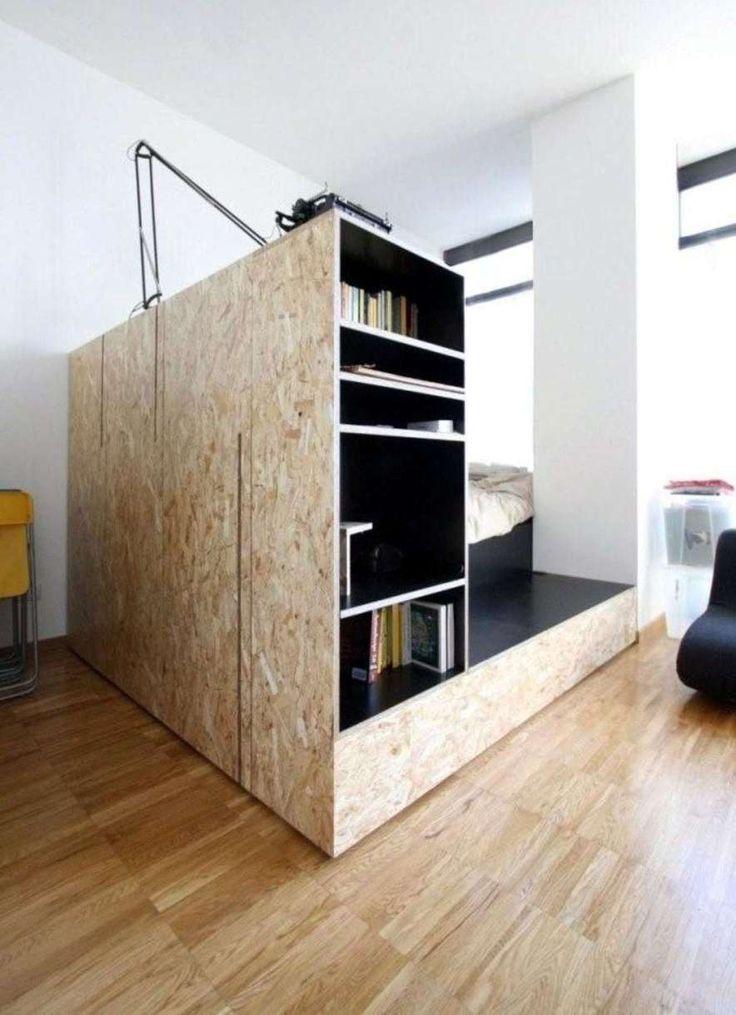 les 25 meilleures id es de la cat gorie panneau osb sur pinterest particules panneaux de. Black Bedroom Furniture Sets. Home Design Ideas