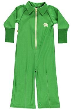 Albababy BERTO Flipsuit green