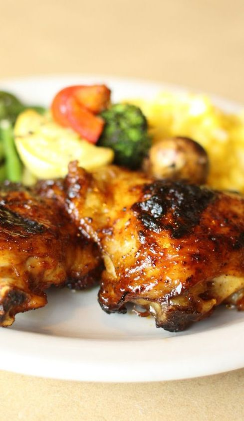 Weight Watchers Key West Chicken Recipe with Honey, Soy, Garlic & Lime - 4 SmartPoints