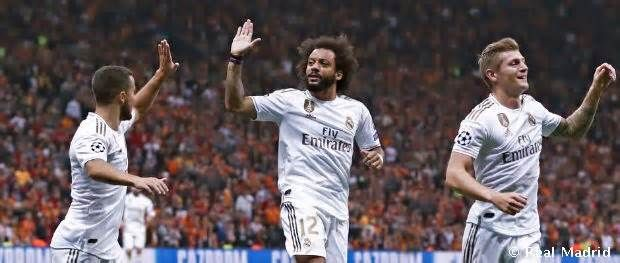 Real Madrid V Galatasaray Out To Secure Win To Edge Closer To