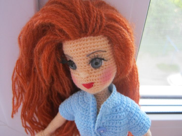 1000+ images about Amigurumi on Pinterest Girl dolls ...
