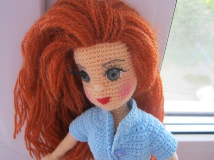 Amigurumi Female Body : 1000+ images about Amigurumi on Pinterest Girl dolls ...