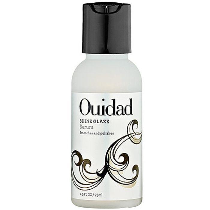 10 Best Hair Straightening Products - #10 Ouidad Shine Glaze Serum #rankandstyle