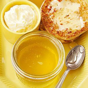 Lemon-Honey Jelly From Better Homes and Gardens, ideas and improvement projects for your home and garden plus recipes and entertaining ideas.