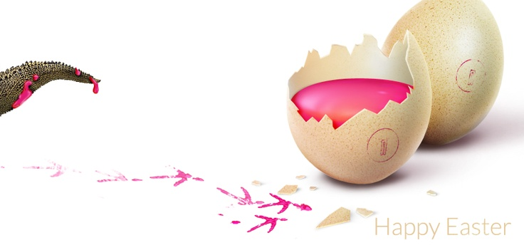 Easter 2013 card www.netkata.com