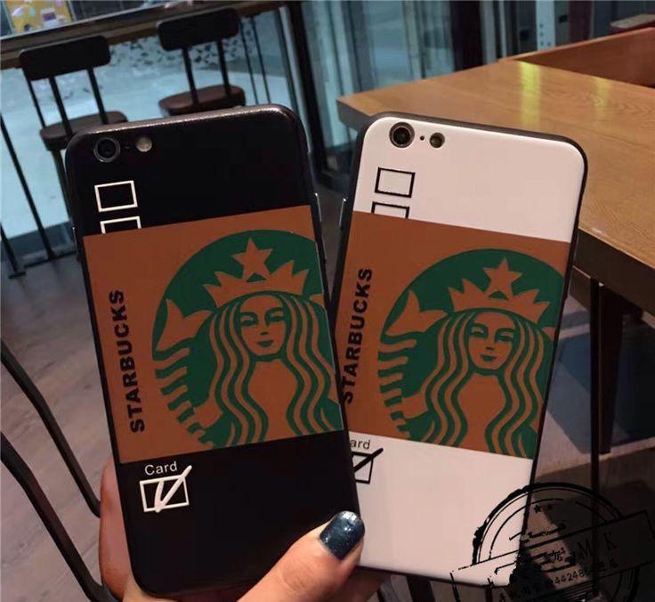 Starbucks ブランドiPhone8/7splusケース可愛い面白いスターバックス、ロマンチックなiPhoneX/iphone8ケース スタバ!