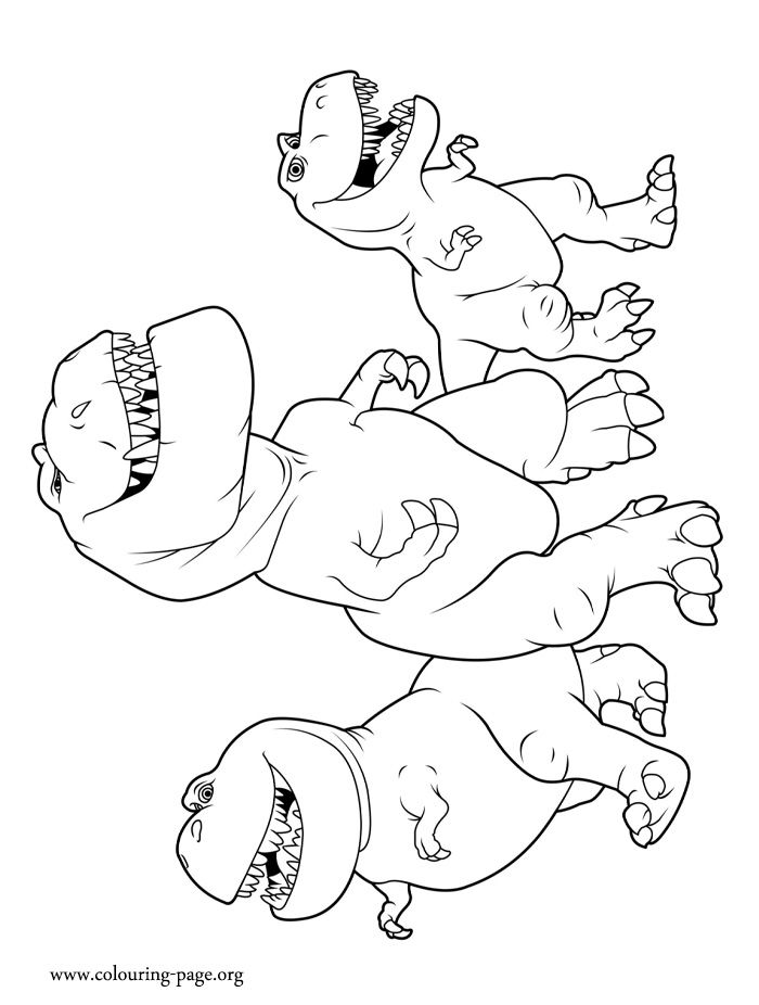 in this beautiful picture are nash butch and ramsey how about have dinosaur coloring pagesdisney coloring pageskids - Disney Dinosaur Coloring Pages