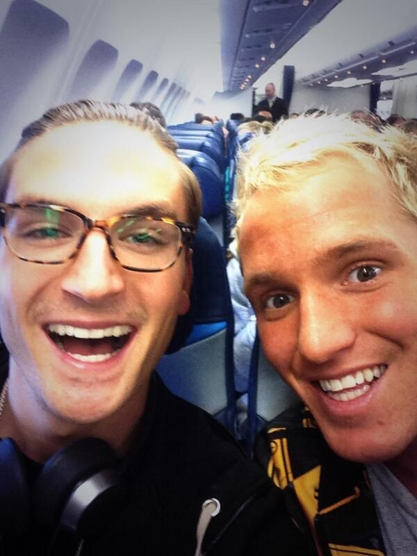 Made In Chelsea Proudlock and Spencer