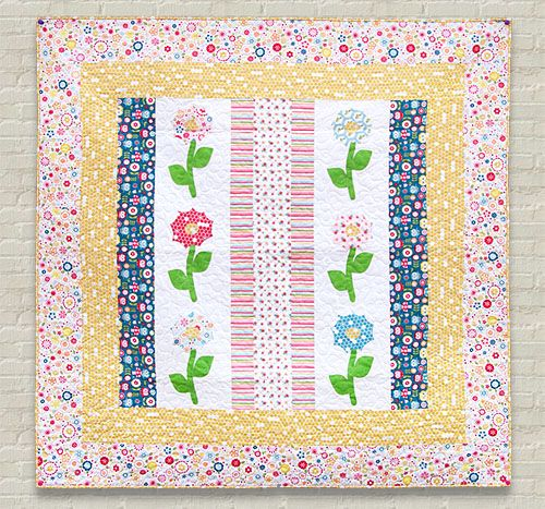 Free Quilt Pattern! Fine And Dandy By Lori Whitlock For