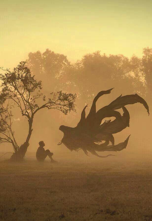Wraith: Também conhecido como Qui Shen, é uma das criaturas mais perigosas em todas as terras conhecidas; um sugador de almas. Segundo a lenda, ele marca suas vítimas e remove suas almas, condenando-os por toda a eternidade.