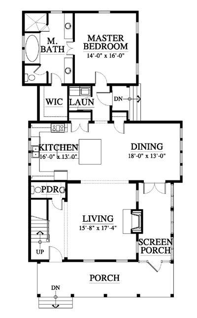 Floorplan For The Camdenvariation