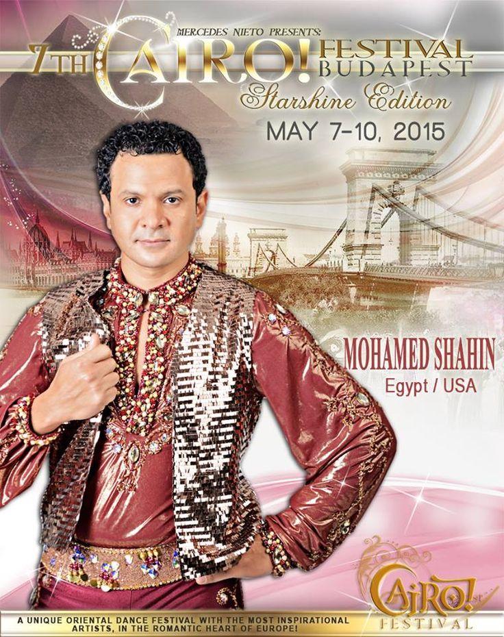 Mohamed Shahin www.cairofestival.com