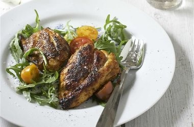 Lemon and Spice Chicken Thighs | Chicken and Turkey Recipes | Pintere ...