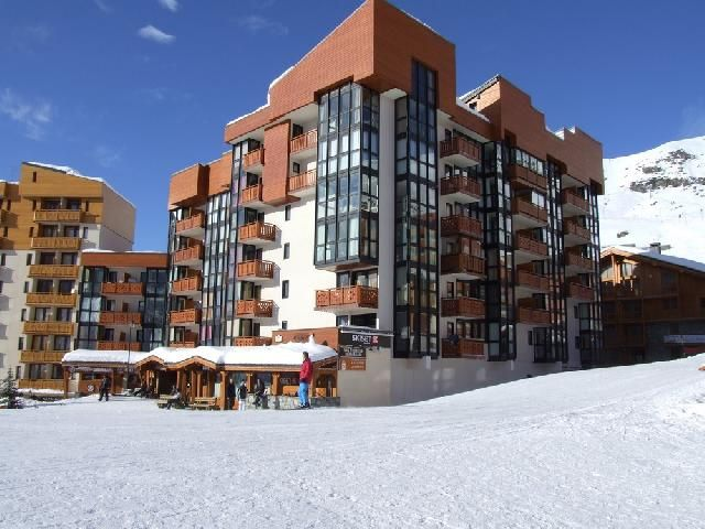 Val Thorens  RESIDENCE LESKIVAL  Appartement 2 pièces 4 personnes (512)