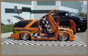 Custom Lowrider Truck
