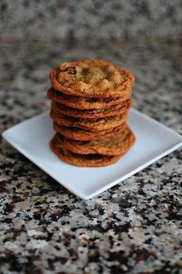 chewy molasses chocolate chip cookies | Recipes | Pinterest