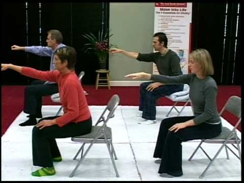 Anat Baniel Method for back/neck pain relief ▶ 1 Movement with Attention.dv - YouTube