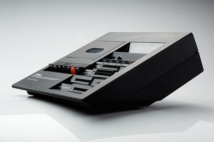 Yamaha Tc 800 Cassette Deck Designed By Mario Bellini