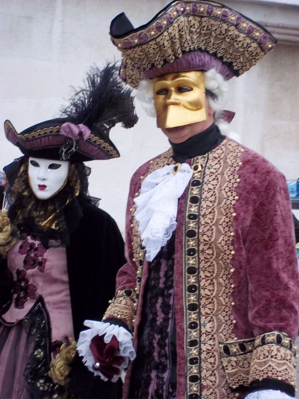 Mala de Rodinha e Nécessaire | Um Carnaval em Veneza