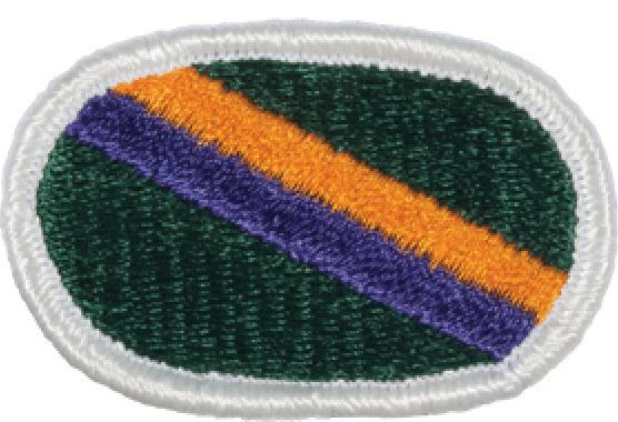 Civil Affairs & Psychological Operations Command Beret Oval (airborne)