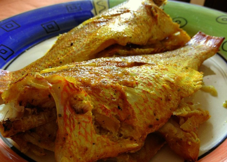 Trinidad curry fish caribbean dishes pinterest for Caribbean fish recipes