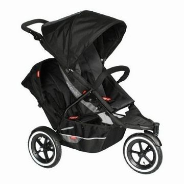 Dear Santa, I don't have a chimney...but you could certainly use the front door. This is all I want: Phil & Teds Explorer Buggy Stroller with Double Kit - Black. Love, Ashley