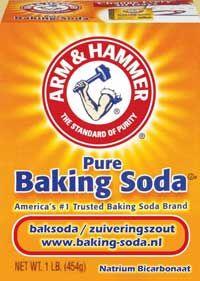 Alles over 'baking soda' dat ik de VS voor van alles gebruikt wordt/ www.baking-soda.nl