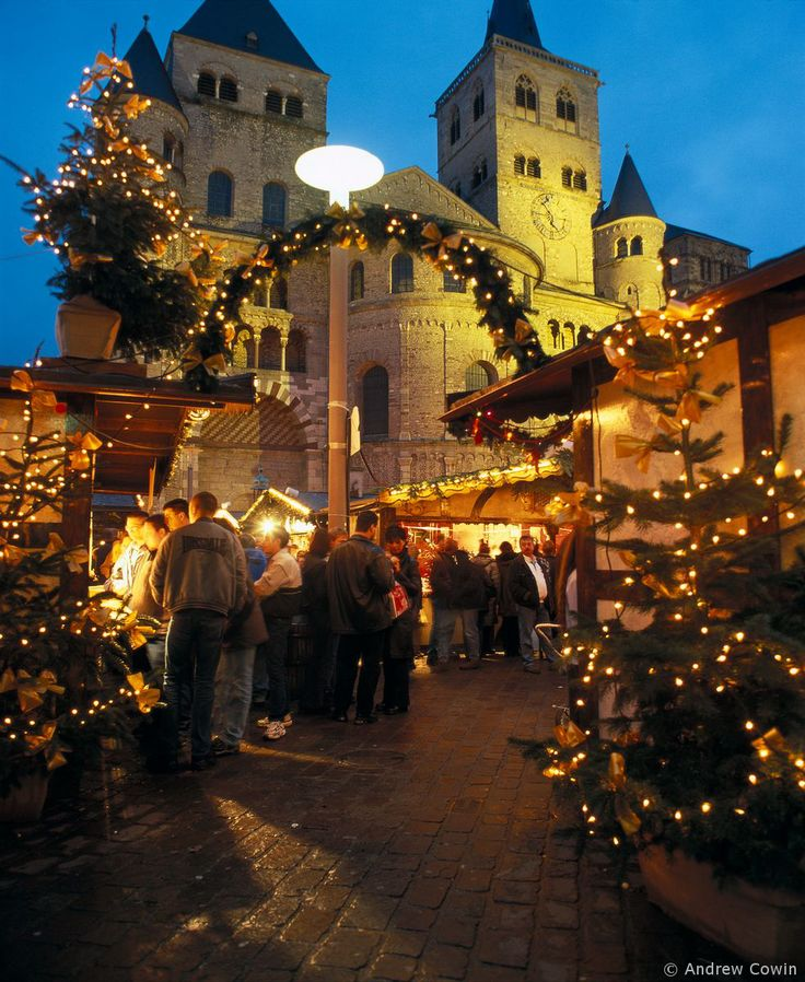 Christmas in Germany's oldest city, Trier. #joingermantradition Enter the #InspiredBy Pinterest Contest for your chance to win a trip to Germany!