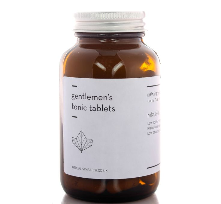 gentlemens tonic tablets, £199.00