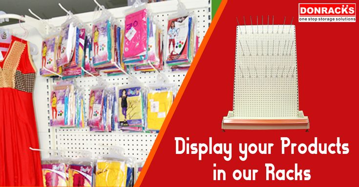 We are providing Quality racks, for the Textile Industry! Visit us @ http://amp.gs/GLqh #Donracks #StorageSolutions