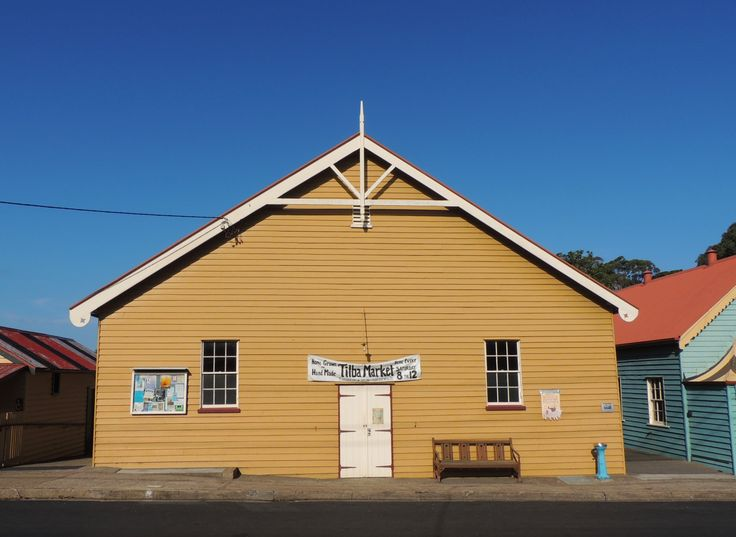 Farmer Markets are held every Saturday morning at the historical village hall