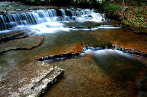 Collins Creek  - Heber Springs, Arkansas