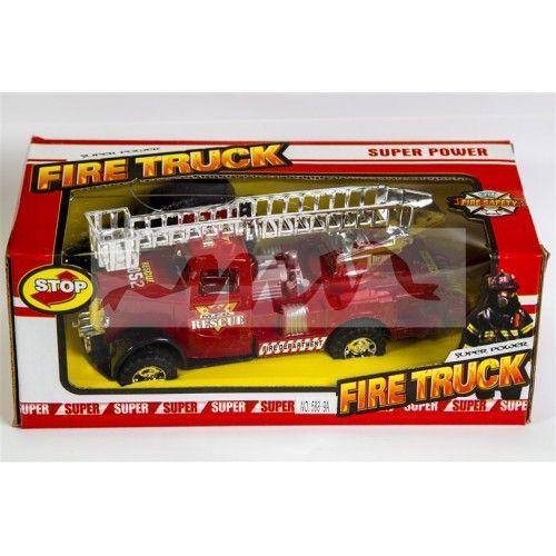 Masina Fire Truck cu telecomanda