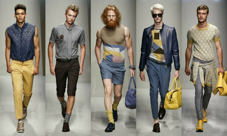 Daks  #Fashion #moda #men #hombre  http://cuchurutu.blogspot.com.es/2014/06/la-semana-de-la-moda-masculina-en-milan.html