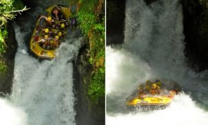 $65 White Water Rafting Adventure for 1 Person