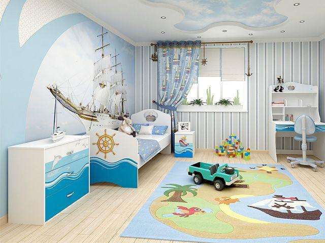 Детские комнаты в интернет-магазине ELEFANTENOK.ru
