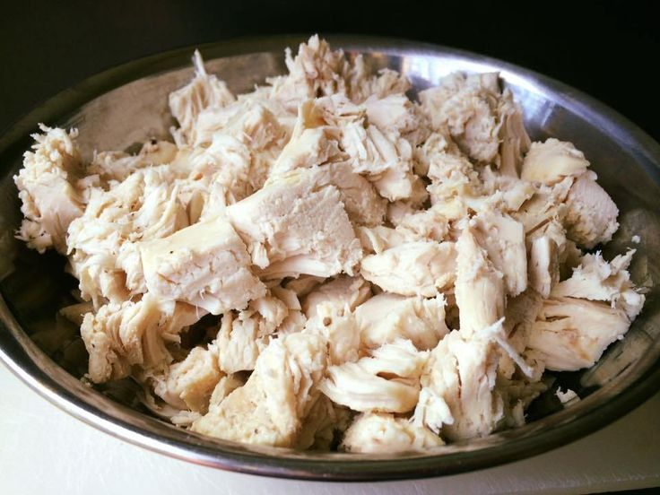 Poached Chicken Breast - perfect for sandwiches |