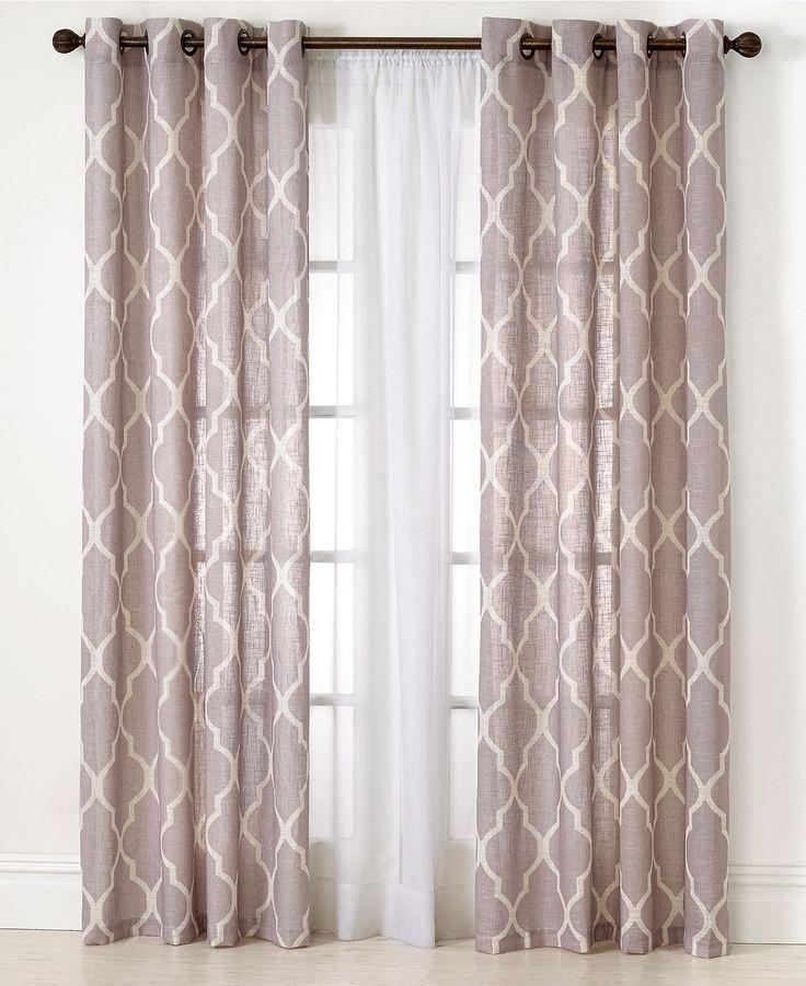 Best 25+ Bedroom window curtains ideas on Pinterest Curtain - bedroom curtains ideas