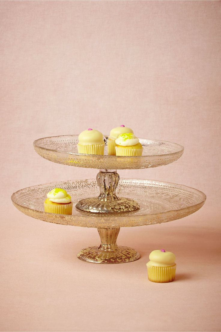 product | Antiquitarian Cake Stand from BHLDN