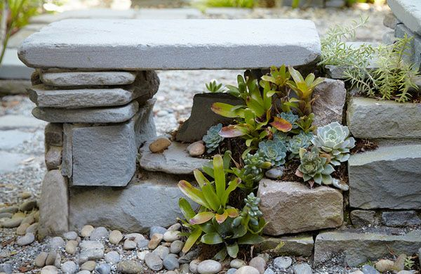 Reynolds-Sebastiani DesignGardens Ideas, Gardens Inspiration, Stones Wall, Anne Arbors, Christopher Reynolds, Tropical Gardens, Francisco Backyards, Landscapes Design, San Francisco