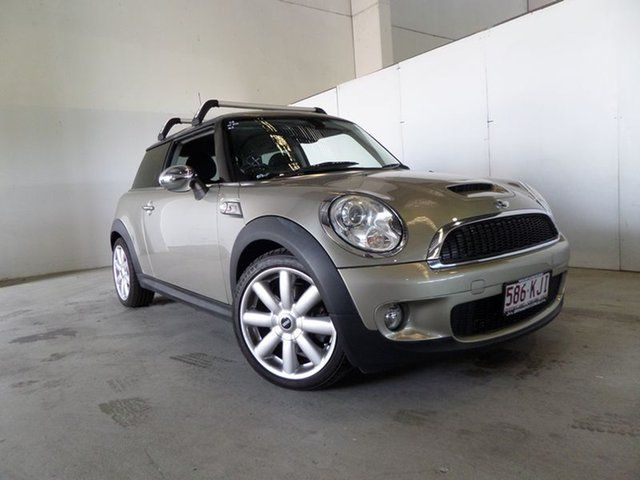 Southside Auto Auctions Brisbane Car Auctions and used cars Deal of the Day.2007 Mini Cooper S R56 Hatchback. http://www.southsideautoauctions.com.au/?p=2573