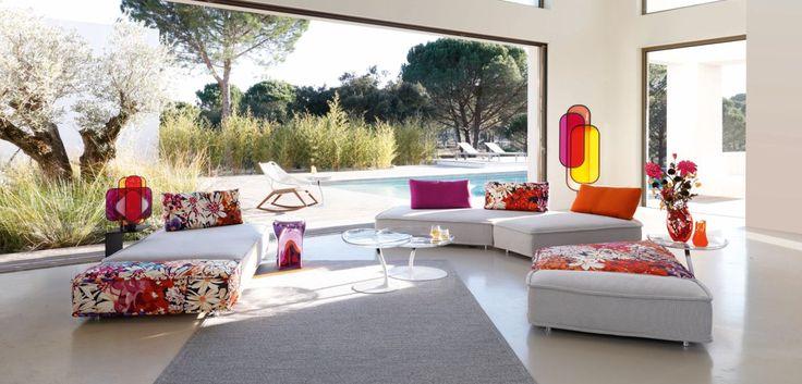 313 best images about sofa on pinterest - Canape escapade roche bobois ...