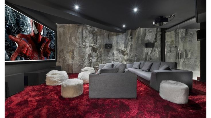 Chalet Tahoe - Book this Fully Staffed luxury Chalet in Courchevel 1850, France through Ski In Luxury. Features cinema, gym facilities, hot tub, steam room and fireplace.