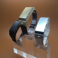 B2 Bluetooth Headsets K2 Smart Bracelet Sport Pedometer Bluetooth Watch Phone for Android % Apple Systems