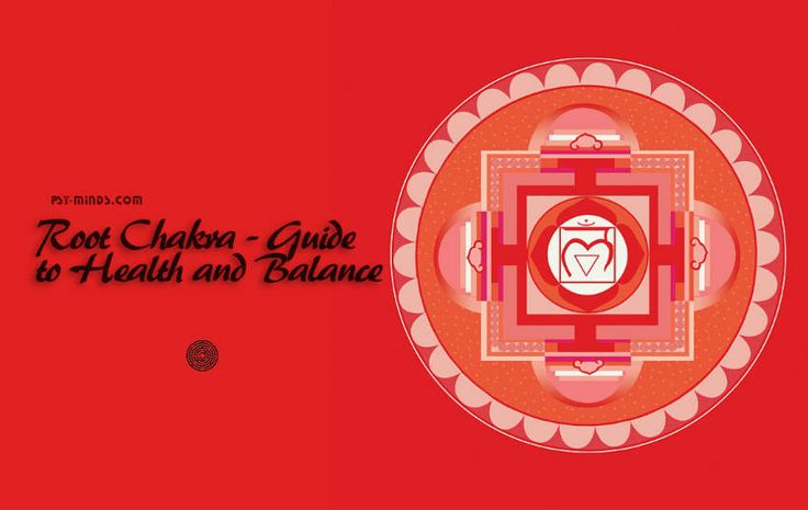 Root Chakra  Guide to Health and Balance - via @psyminds17