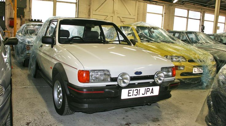 The 1980s were the halcyon days of the hot hatch, and the Fiesta XR2 was one of the biggest sellers.... - Motoring Research