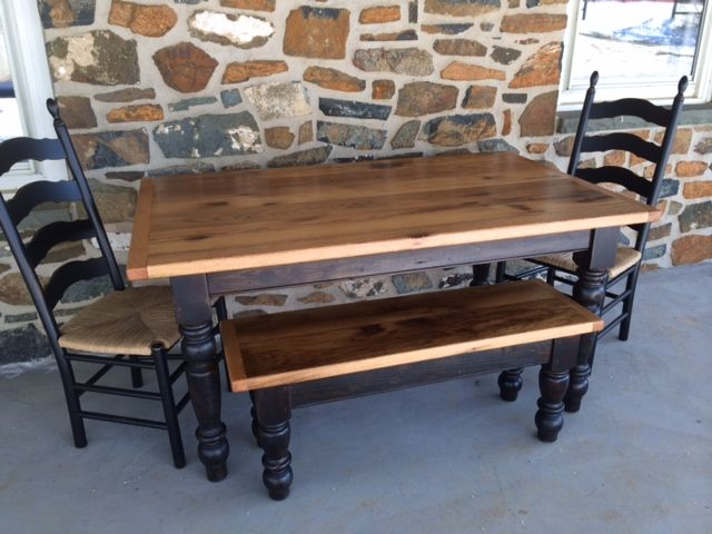 rustic farmhouse kitchen u0026 dining tables for sale - Farm Tables For Sale