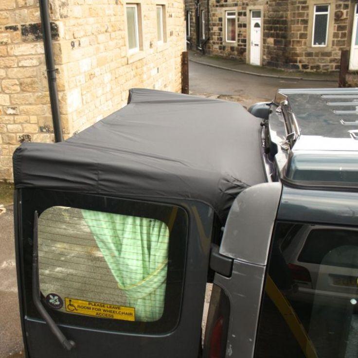 Auvent de portes de arrièrepour Vivaro / Trafic (noir) Totalement étanche.détourne l'eau de pluie vers les coté du véhicule. Construction robuste, coupe-