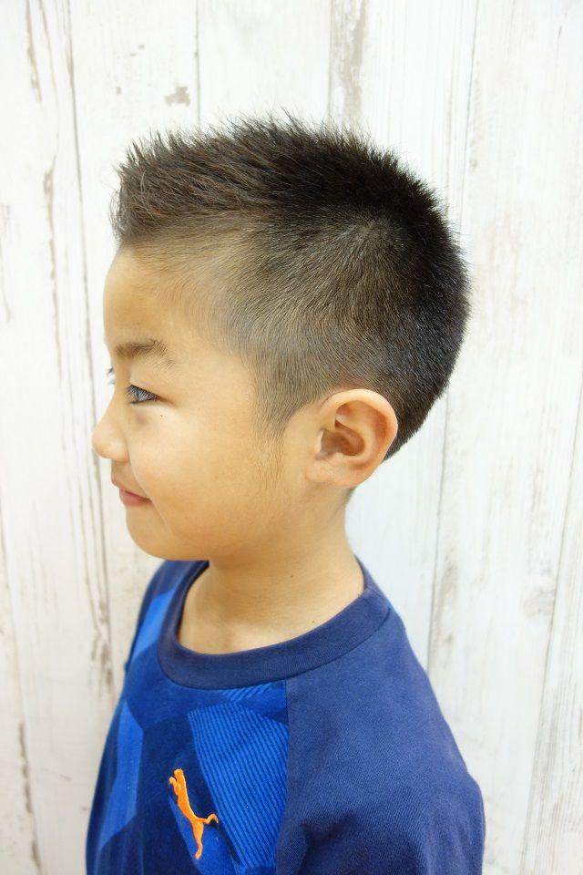 ボード キッズヘアスタイル 男の子 のピン